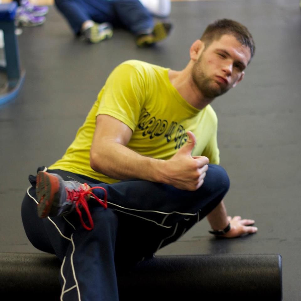 Bobby Fehr Judo Player