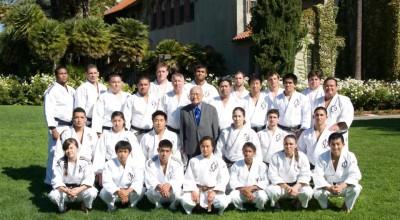 sjs Judo team