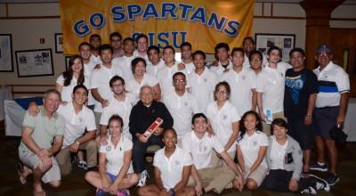 SJSU Judo Team 2013