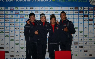 Junior World Team from SJSU