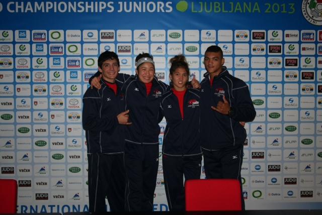 Junior World Team from SJSU