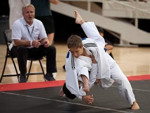 dating judo